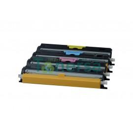 TONER COMPATIBLE OKI C110TDBK NEGRO 2500 COPIAS
