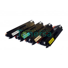 TONER RECICLADO BROTHER TN115M MAGENTA 4000 COPIAS
